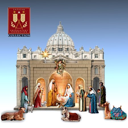 Nativity: St. Peter's Square Nativity Collection